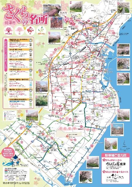 静岡県焼津市にようこそ!