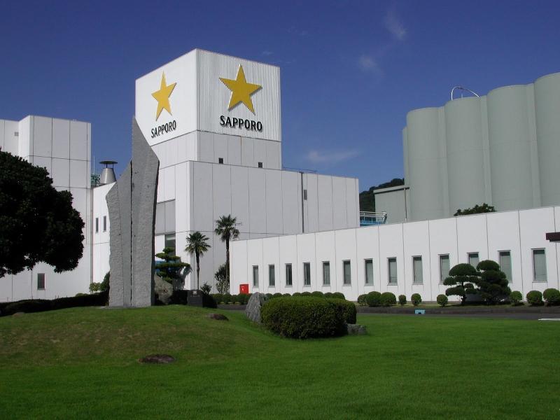 「サッポロビール工場 静岡」の画像検索結果